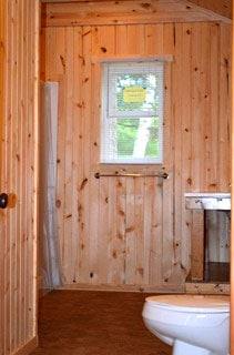 Newly remodeled cabin 3 and cabin 4 bathrooms complete with showers
