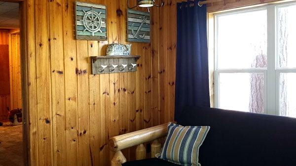 Peninsula Pines Resort Main House Bedroom 3.